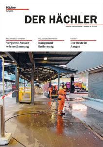 Firmenzeitung_Der-Haechler_4_2018_Titelseite