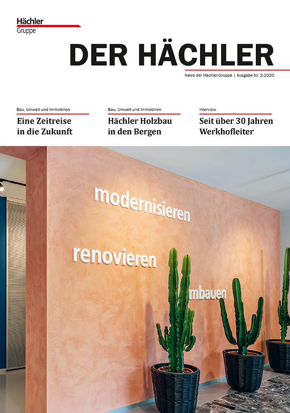 Firmenzeitung_Der Haechler_2_2020.indd