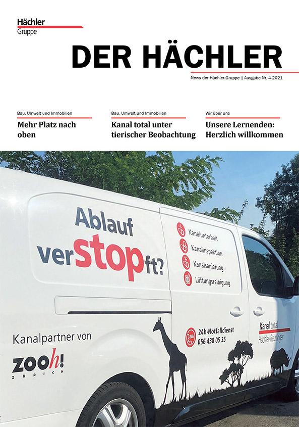 Firmenzeitung_Der Haechler_4_2021
